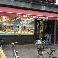 Photo taken at Sea Breeze Fish Market by preston n. on 11/1/2013