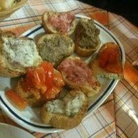 Photo taken at Al Vecchio Aratro by Graziano 'Gach' M. on 12/19/2012