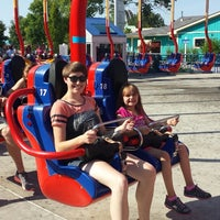 Photo taken at Windseeker by Sayer C. on 8/25/2013