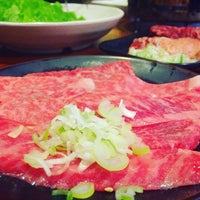 Photo taken at 焼肉の田口 恩名店 by みるく on 9/19/2016
