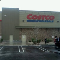 Photo taken at Costco Wholesale by Andrew D. on 1/27/2013