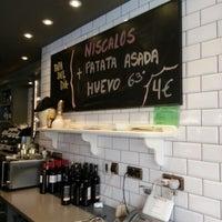 Photo taken at Sexto Sentido Gastrobar by Emma P. on 11/8/2012