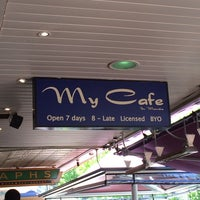 Photo taken at My Café by Milly M. on 12/17/2014