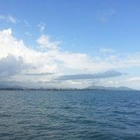 Photo taken at Bandar Tawau by Shaiful Izam S. on 7/24/2013