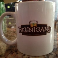 Photo taken at Bennigan's by Ronald M. on 5/10/2013