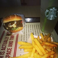 Photo taken at The Habit Burger Grill by Christian C. on 7/30/2014