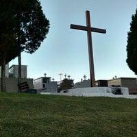 Photo taken at Cemiterio Municipal De Campo Largo by Maurício S. on 6/12/2016