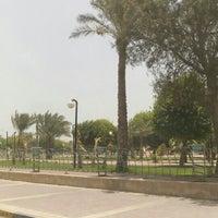 Photo taken at Prince Bin Jalawy Park by Joniel A. on 7/3/2016
