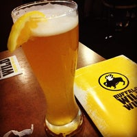 Photo taken at Buffalo Wild Wings by Gladys S. on 9/22/2012
