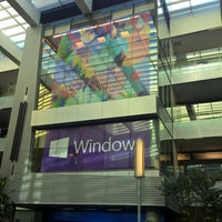 Photo taken at Microsoft Building 37 by Eduardo P. on 2/9/2016