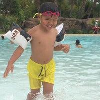 Photo taken at Boomerang Bay by Melanie S. on 7/14/2014