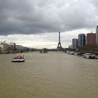 Photo taken at Hôtel Auteuil Tour Eiffel by Fernando C. on 2/8/2013