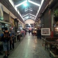 Photo taken at Mercado de San Telmo by Carol L. on 4/1/2013
