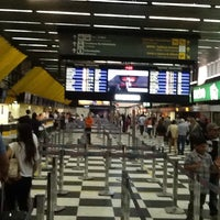 Photo taken at Sao Paulo Airport / Congonhas (CGH) by Sergio Ricardo C. on 7/21/2013