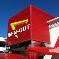 Photo taken at In-N-Out Burger by Chris M. on 10/27/2012