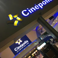 Photo taken at Cinépolis by Édgar G. on 1/25/2013