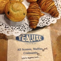 Photo taken at Tealuxe by Amber Y. on 10/23/2012