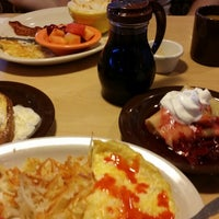 Photo taken at Village Inn by Devan P. on 6/22/2014