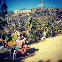 Photo taken at Hollywood Sign by Stacey~Marie on 12/7/2012