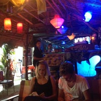 Photo taken at Sakai Bar @ Khao Lak by Fabio A. on 11/10/2013