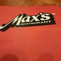 Photo taken at Max's Restaurant by Dan O. on 6/25/2016