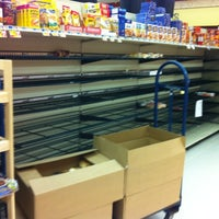 Photo taken at Jack's Super Foodtown by John G. on 10/28/2012