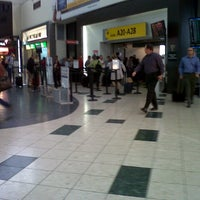 Photo taken at Baggage Claim by Mark E. on 4/17/2013