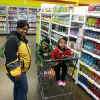 Photo taken at Fresh & Easy Neighborhood Market by Trevor R. on 4/1/2014