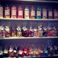 Photo taken at Mrs Kibbles Olde Sweet Shoppe by Jana v. on 11/22/2012