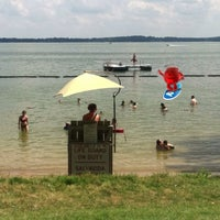 Photo taken at B.B. Clarke Beach by Madison Kool-Aid M. on 7/15/2013