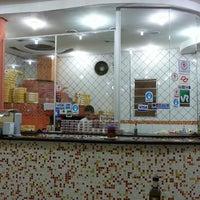 Photo taken at Clube da Pizza by Jayro C. on 5/7/2013
