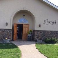 Photo taken at Saviah Cellars by Kelly L. on 4/6/2014