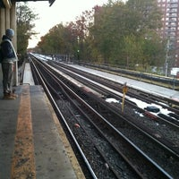 Photo taken at MTA Subway - Baychester Ave (5) by Alcibiades D. on 11/9/2012