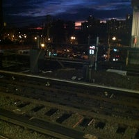 Photo taken at MTA Subway - Baychester Ave (5) by Alcibiades D. on 1/17/2013