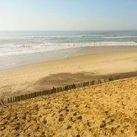 Photo taken at Praia De Maceda by Joaquim S. on 3/12/2014