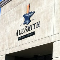 Photo taken at AleSmith Brewing Company by Mike R. on 12/9/2012