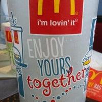 Photo taken at McDonald's Drive Thru by David M. on 8/13/2014