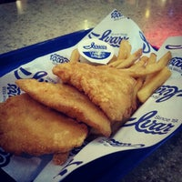 Photo taken at Ivar's Fish Bar by Adan H. on 1/19/2013