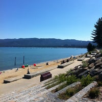 Photo taken at South Lake Tahoe Recreation Area by Lindsey M. on 7/10/2013
