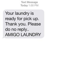 Photo taken at Amigo Laundry by Mike J. on 2/16/2014