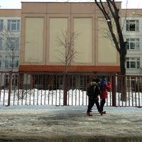 Photo taken at Гимназия № 1530 «Школа Ломоносова» by Bair on 3/18/2013