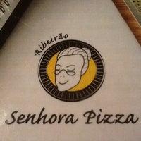 Photo taken at Senhora Pizza by Juliana I. on 11/11/2012