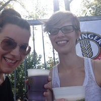 Photo taken at Oktoberfest In Central Park by Brittney S. on 9/21/2013