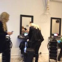 Photo taken at Salon Organic by Christina W. on 1/6/2014