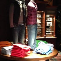 Photo taken at Abercrombie & Fitch by Eugene V. on 10/1/2012