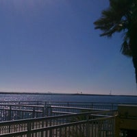 Photo taken at Marina Del Rey pier by Nosheen C. on 11/19/2012