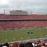 Photo taken at Cotton Bowl by Steven S. on 10/13/2012