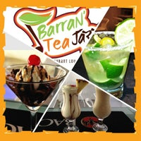 Photo taken at BarraN' Tea Jazz Restaurant Lounge by BarraN Tea Jazz on 2/1/2013