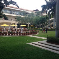 Photo taken at Shops at Merrick Park by Andrew B. on 5/4/2013