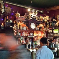 Photo taken at George & Dragon by Danica L. on 7/22/2014